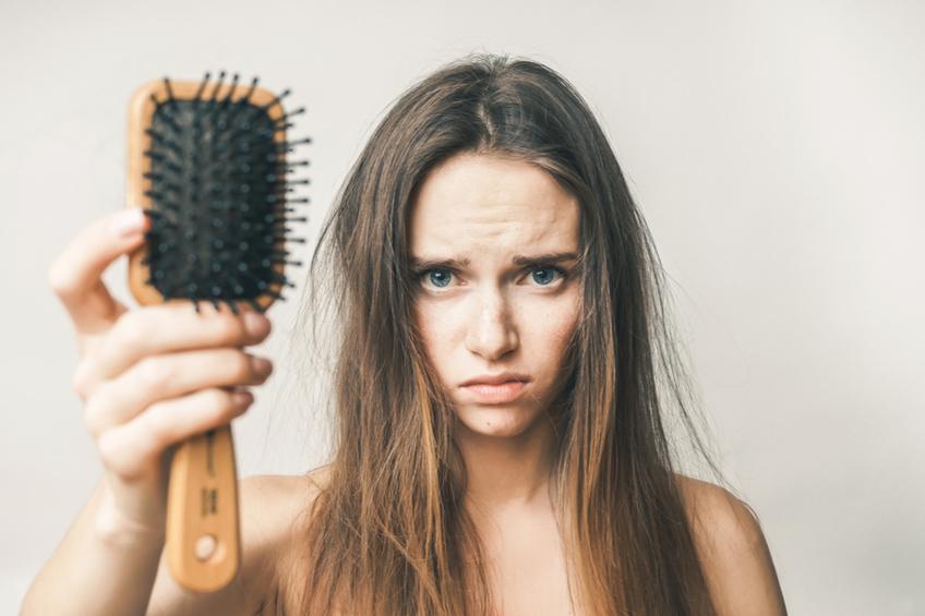 padani vlasy